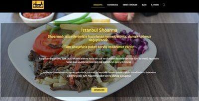 İstanbul Ataşehir'de bulunan İstanbul Shoarma fast food restoranına web tasarım, facebook reklamı, instagram reklamı, google Adwords reklamı gibi hizmetler vererek bilinirliğini ve gelirini arttırdık.